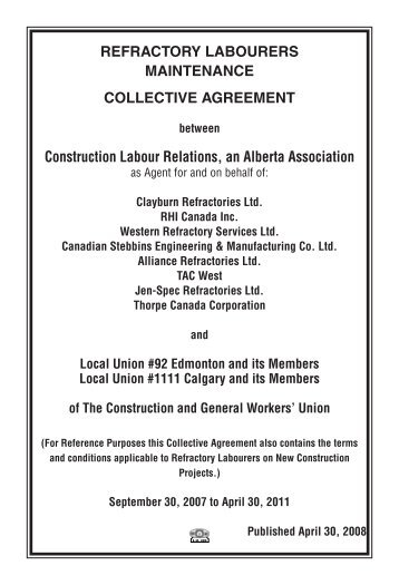Collective Labour Agreement For Communications And Logistics 8
