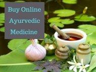 Buy Online Ayurvedic Medicine