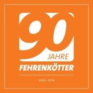 90 Jahre Fehrenkötter