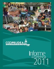 informe gestion 2011