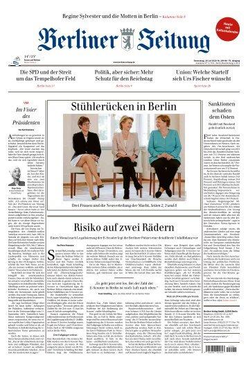 Berliner Zeitung 18.07.2019