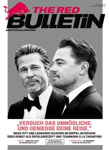 The Red Bulletin August 2019