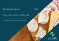 Zenith Global Dairy Innovation Report 2019