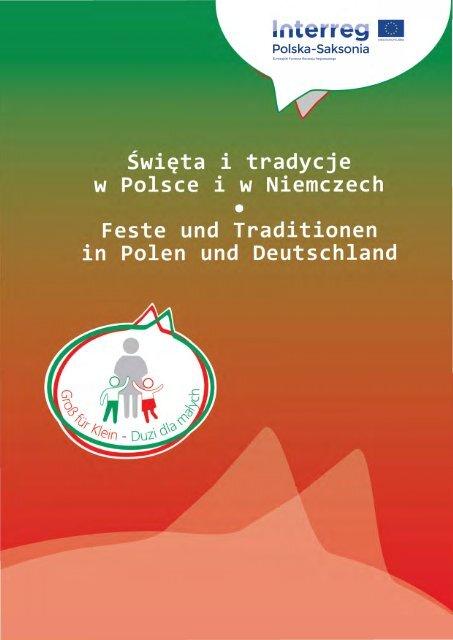 Handreichung Feste Und Traditionen In Pl D