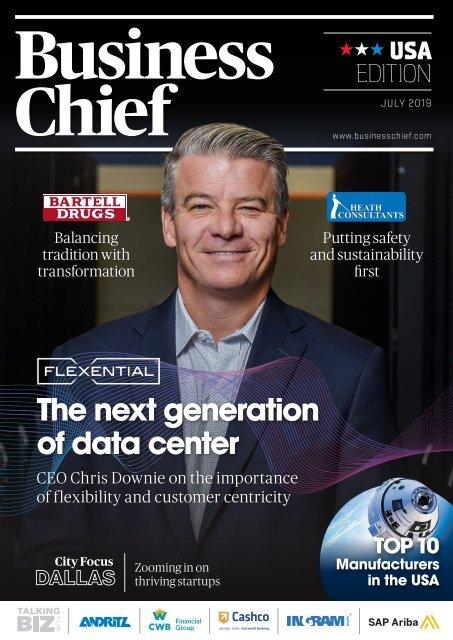 Business Chief USA July 2019