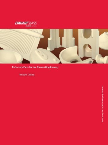 Emhart Refractories Catalog-FINAL - Emhart Glass