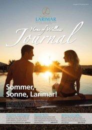 Larimar Journal Sommer 2019