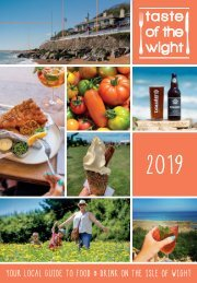 Taste of the Wight 2019 | Edition 2
