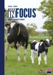 1699 Beef InFocus Directory 2019-20