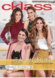 #686 Cklass Fashionline 2019 precios de mayoreo en USA