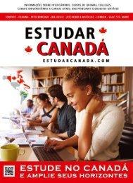 Estudar Canadá Magazine