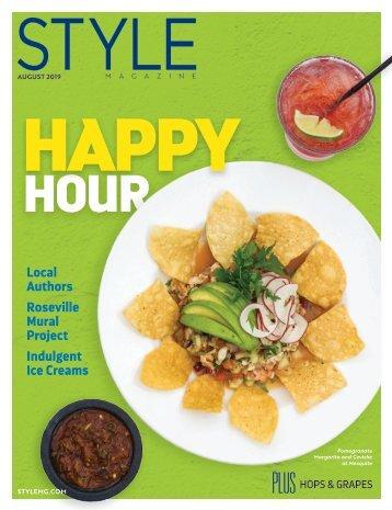 Style Magazine: August 2019