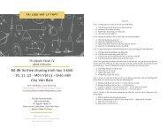 Bộ đề thi theo chương trình học 3 khối - 10, 11 ,12 - Môn Vật Lý - Giáo viên Chu Văn Biên