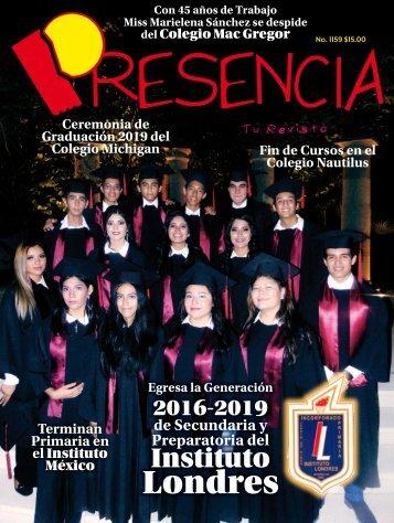 Revista Presencia Acapulco 1159