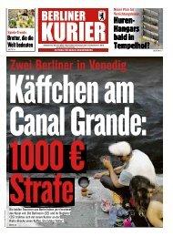 Berliner Kurier 20.07.2019