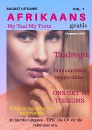 Afrikaans - Vol. 1