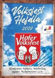 VOLKSFEST-HEFDLA 2019