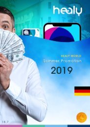 2019 Healy Sommer Promotion (GER)