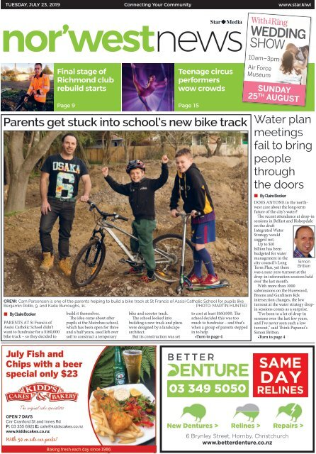 Nor'West News: July 23, 2019