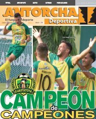 Antorcha Deportiva 378