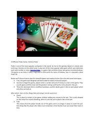 Poker Qq Domino