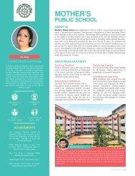 Best School in Odisha - Mother's Public School  Ranked CBSE School List in Bhubaneswar