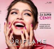 Oriflame katalóg 2019/12