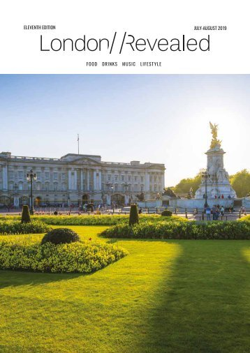 London Revealed - Issue 11 - July & August 2019