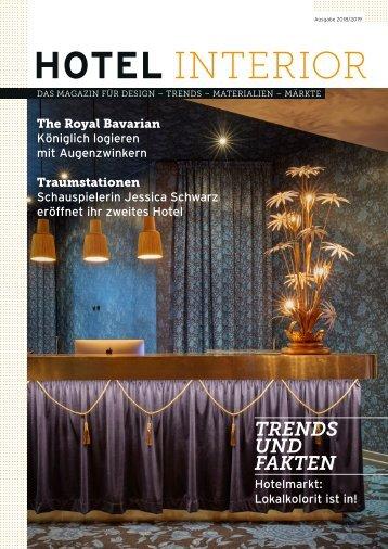 Hotel Interior 2018-19