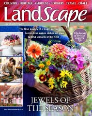 Landscape September Preview
