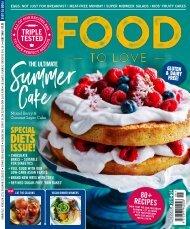 Food to Love June mini mag