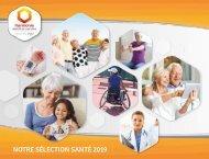 Sélection Santé 2019