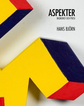 ASPEKTER – bildkonst och poesi, av konstnär Hans Björn