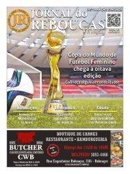 Jornal do Rebouças - Edição 53 - Junho/2019