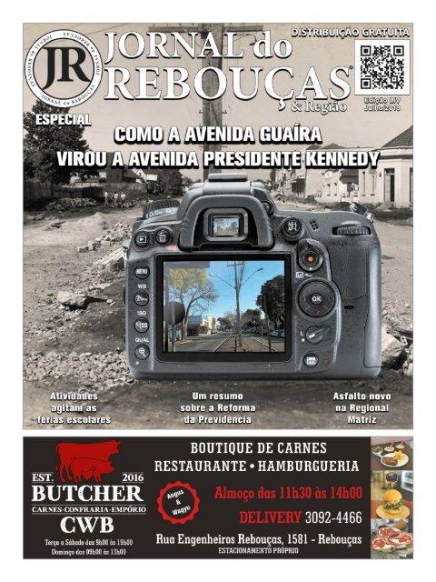 Jornal do Rebouças - Edição 54 - Julho/2019
