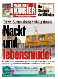 Berliner Kurier 22.07.2019