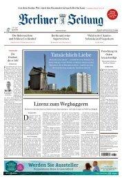 Berliner Zeitung 22.07.2019