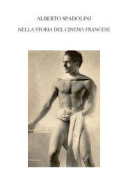 Alberto Spadolini nella storia del cinema francese
