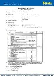 Leistungserklärung fri-fire EU 90