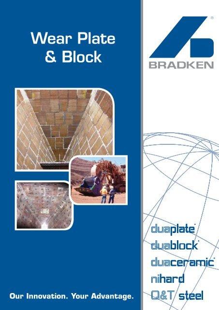 Wear Plate & Block (2256kb pdf) - Bradken