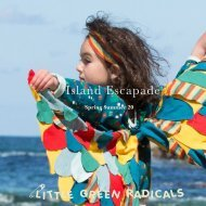 Little Green Radicals Island Escapade US