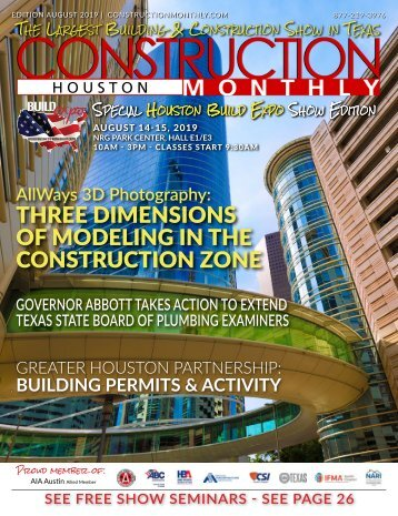 Houston 2019 Construction Monthly