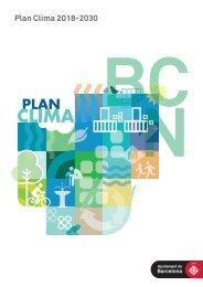Plan Clima Barcelona 2018