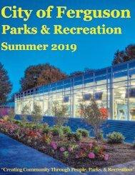 Ferguson Parks & Recreation - Summer 2019