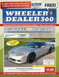 Wheeler Dealer 360 Issue 30, 2019