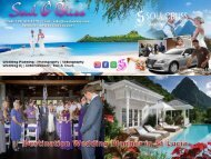 Wedding Planner St Lucia