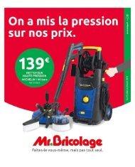 Mr Bricolage catalogue 24 juillet-4 aout 2019