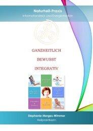 Naturheil-Praxis * Ganzheitliche Ursachenbehandlung * Informationsfeld- und Energiemedizin