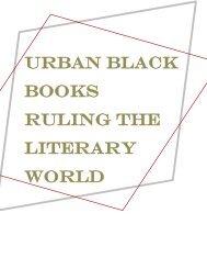 Urban Black Books Ruling the Literary World
