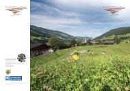 Congress Centrum Alpbach | Nachhaltigkeitsbericht